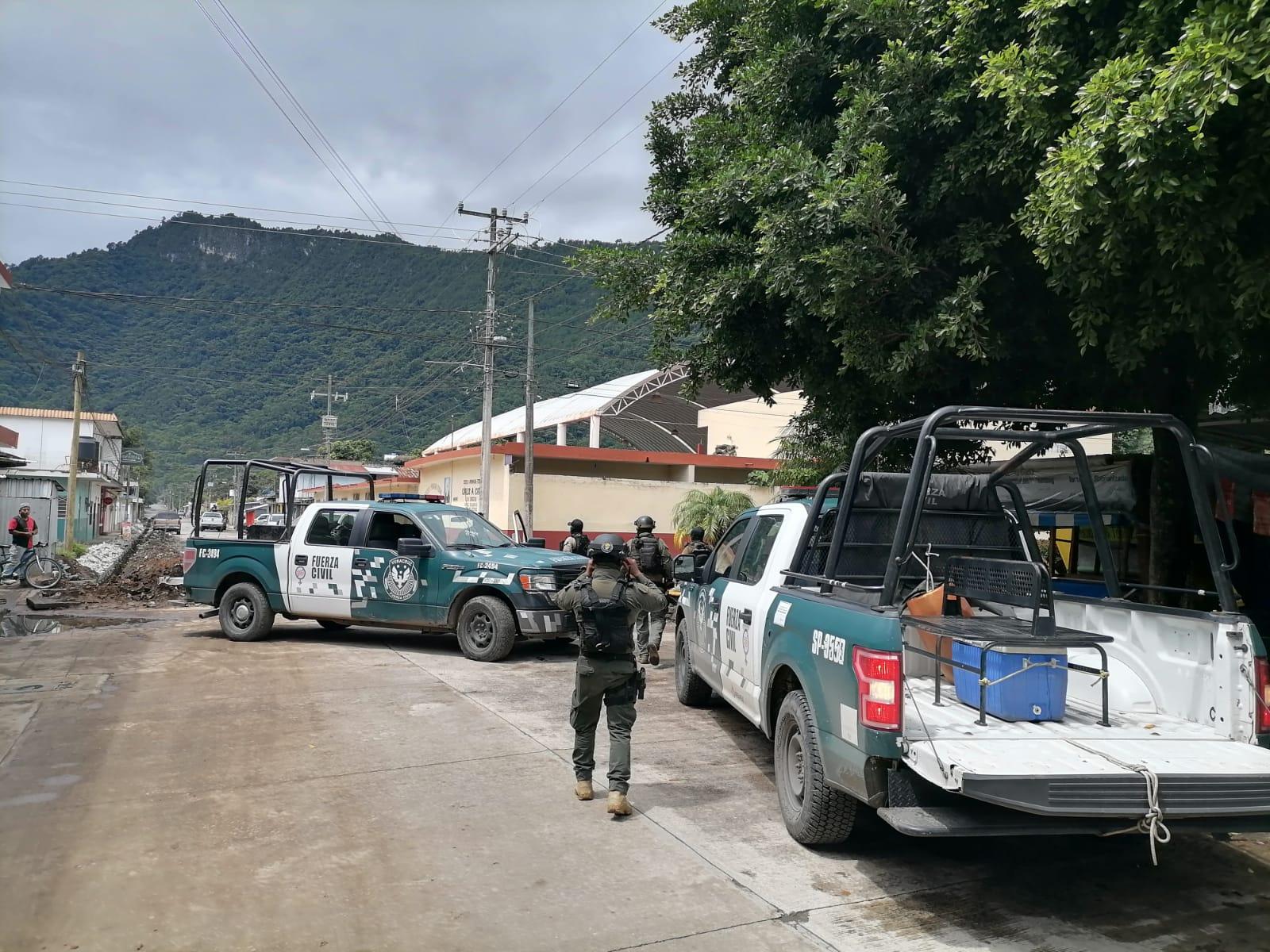 Policía Naval reduce su presencia en Veracruz y se retira de Coatzacoalcos