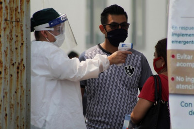 Covid-19: Veracruz,  lejos de alcanzar inmunidad de rebaño